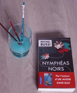 Nymphéas Noirs - BUSSI